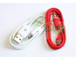 USB-micro дата кабель с посветкой
