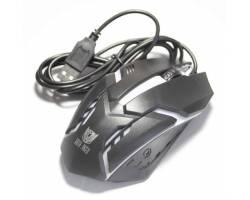 Мышка USB the blade warrior черная