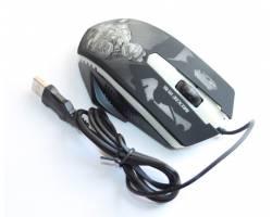 Мышка USB Wrangler M2