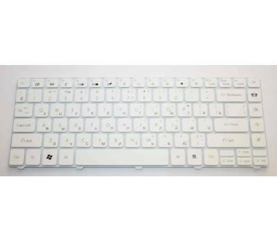 Клавиатура для ноутбука Acer Aspire 3810T white