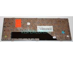 Клавиатура для ноутбука MSI U100, U135 коричневая рамка