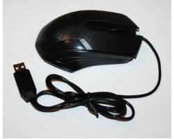 Мышка USB Jaguar 129 черная