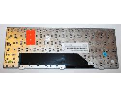 Клавиатура для ноутбука MSI U100, U135 серебристая рамка