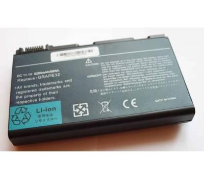 Аккумуляторная батарея для ноутбука Acer (GRAPE32) 5200 mAh