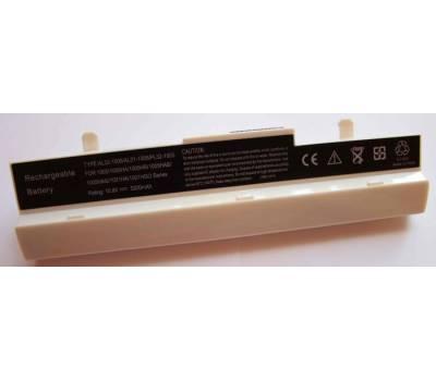 Аккумуляторная батарея для ноутбука Asus (AL31-1005) white 5200 mAh