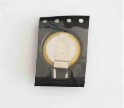 Батарейка BIOS CR-1220 2 контакта сбоку под пайку