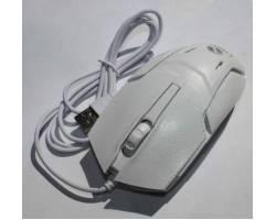 Мышка USB Limeide белая