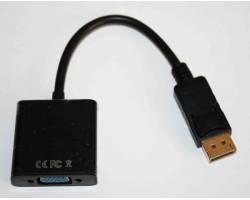 Переходник DisplayPort - VGA
