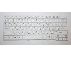 Клавиатура для ноутбука Acer One 531H, D250 white