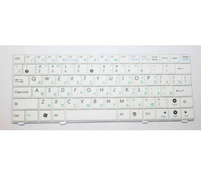 Клавиатура для ноутбука Asus EeePC 900HA white