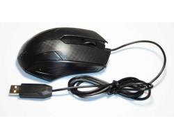 Мышка USB LX-320 черная