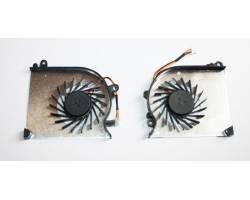 Вентилятор MSI GS60 левый и правый