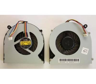 Вентилятор Toshiba C850/C870/L850/L870 4 pin
