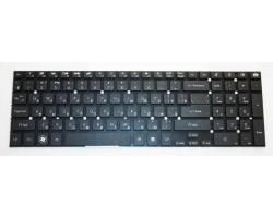 Клавиатура для ноутбука Acer Aspire 5830 black (fn Pakard Bell)
