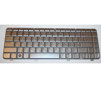 Клавиатура для ноутбука HP DV4 silver