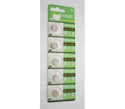 Батарейка CR-1220
