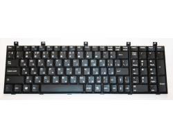 Клавиатура для ноутбука MSI GX700, MS-1683 короткий шлейф