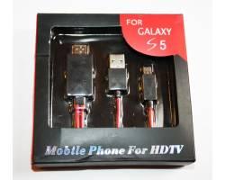 Переходник microUSB - HDMI (MHL kit Galaxy)