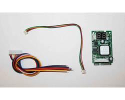Post card для Compal (mini PCI-E for laptop)