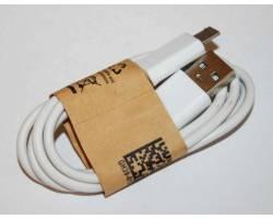 USB-micro дата кабель Samsung white